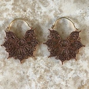 Balinese Hand Made Earrings